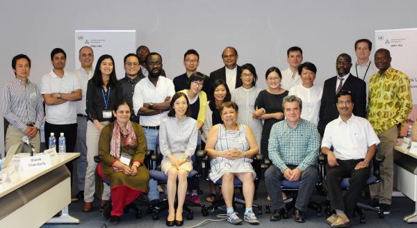 Participants of the 2017 IPSI Case Study Workshop