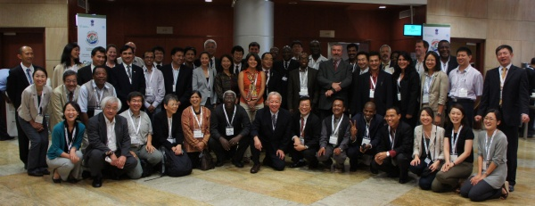 IPSI members at the most recent Global Conference held in Hyderabad, India (October 2012)