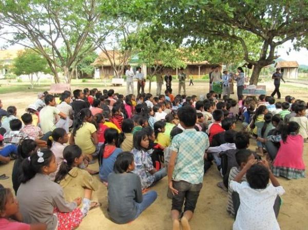 Photo 14 Workshop in Battambang
