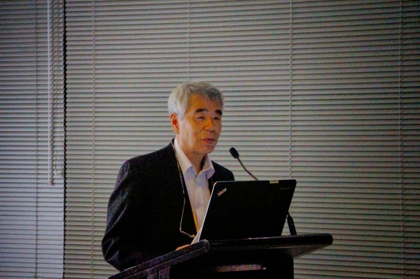 Mr. Kojiro Mori of JICA