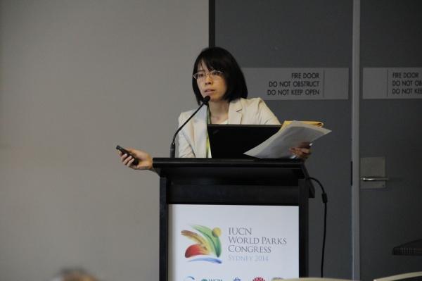 Ms. Ayako Kawai of the IPSI Secretariat