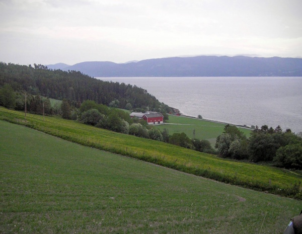 The conference also included an excursion to observe Norwegian production landscapes at Froset Farm