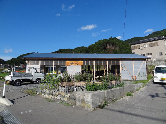"""◆Community facility, """"Hama-Line"""" (completed in June 2013)"""