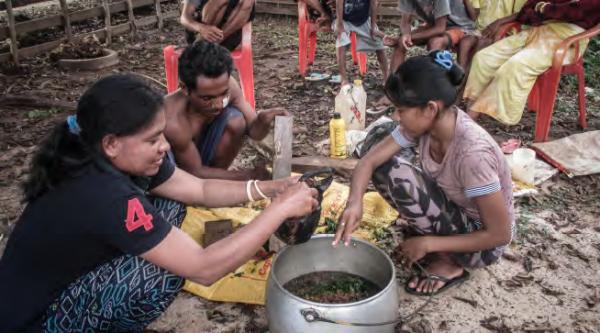 Training workshop on honey processing, COMDEKS Indonesia