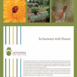 Harmony Leaflet cover