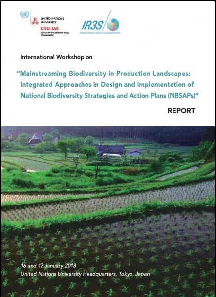 workshop report cover