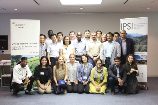 Participants in the 2019 IPSI Case Study Workshop