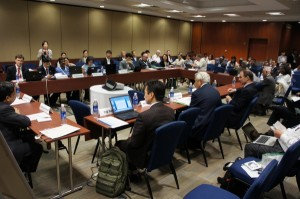 Plenary Session during the IPSI-3 Public Forum