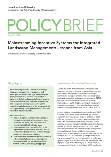 201809 Policy Brief Cover