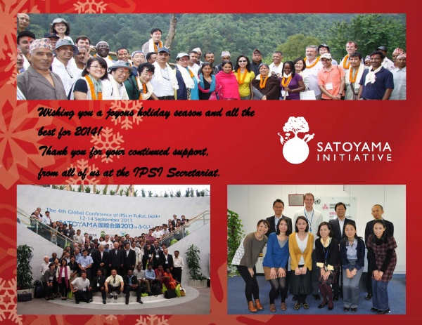 2013 IPSI Holiday Greeting