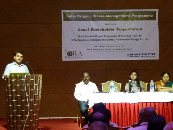 Local Stakeholder meeting