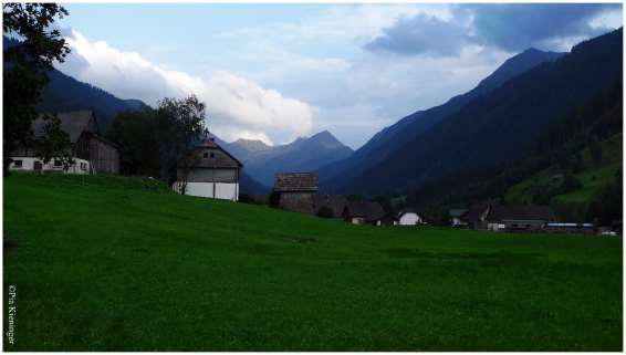 Figure 4: Mössna, in the Grossen Sölktal (Greater Sölk Valley).