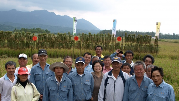 Picture 4. We cooperate with this Farmers of Rice Production and Marketing Group