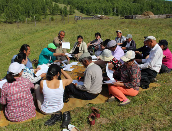 COMDEKS landscape projects in Central Selenge have strengthened local organizations and broadened community participation, COMDEKS Mongolia