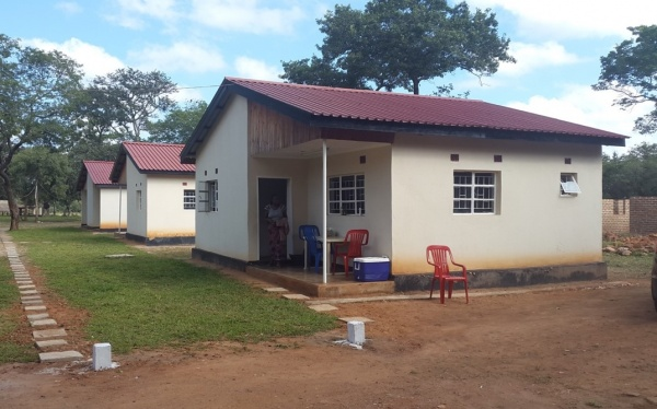 Project guest houses