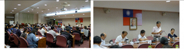 A Capacity-building Workshop on TPSI Extension for administrative staffs from the Forestry Bureau Headquarters and its 8 district offices was held in 8-9 Aug 2016, Taipei