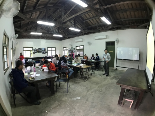 TPSI-W (west) activity was conducted in Maioli county on 27 Nov 2016 involving 11 participants from 11 different institutions