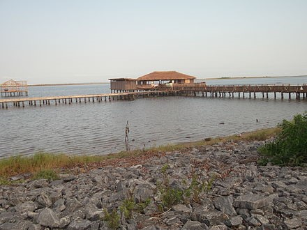 Figure 2. Tourist centre at Kedzi