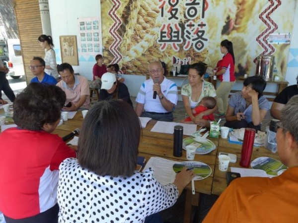 2017.8.16 6th Task Force Meeting, convened by HBSWCB