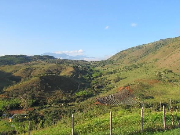 Figure 4. Productive Landscape of Chilcal Village (Photo: Sebastian Orjuela)