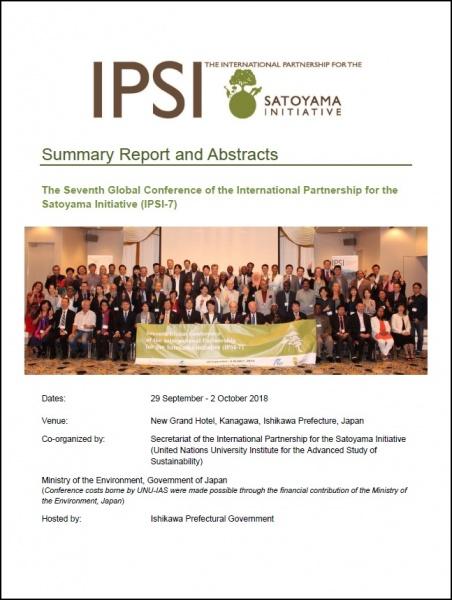 International Partnership for the Satoyama Initiative